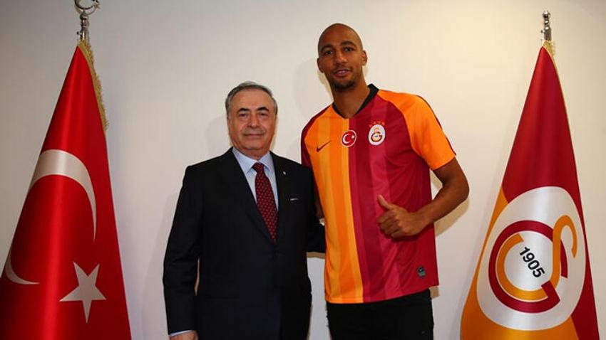 Galatasaray'da Nzonzi sürprizi!