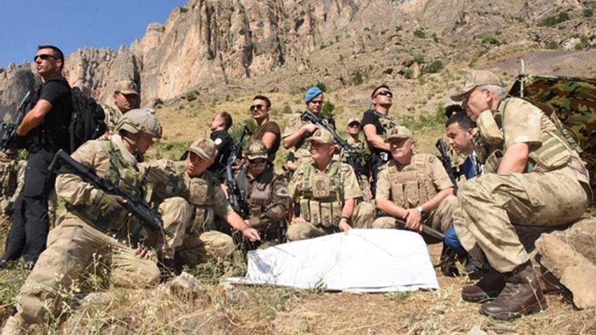 PKK'ya ağır darbe: Çok sayıda mühimmat ele geçirildi