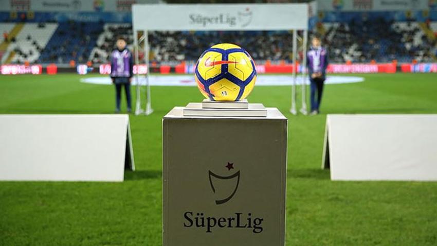 İşte Süper Lig'de toplu sonuçlar ve puan durumu!