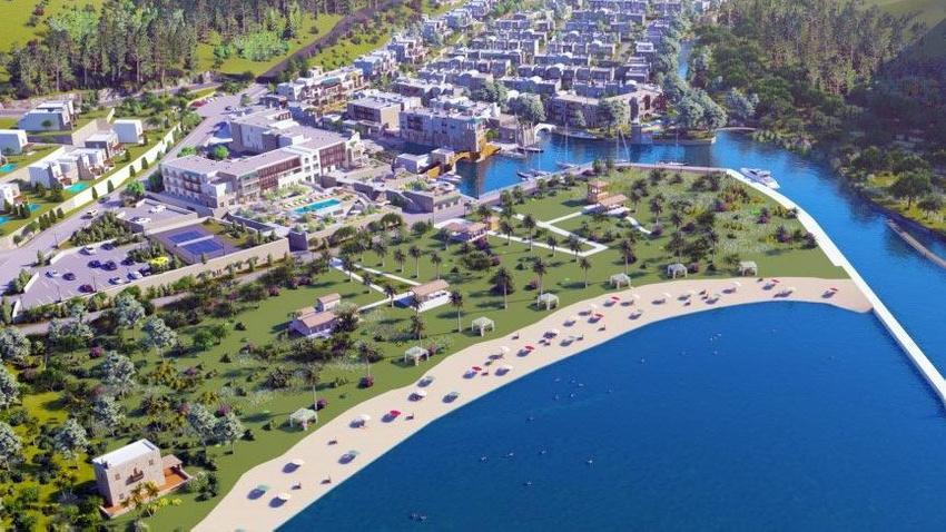 Bodrum'da 1.9 milyar liralık dev proje mühürlendi
