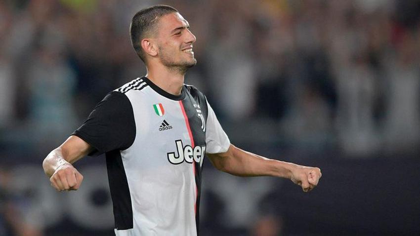 Merih Demiral, Serie A'nın en iyi gençleri arasına girdi!