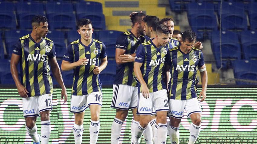 Kanarya 2'de 2 yaptı! Fenerbahçe son nefeste