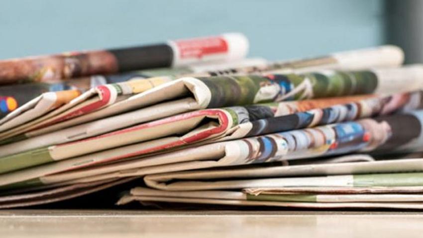 Gazete ve dergi tirajlarında büyük düşüş