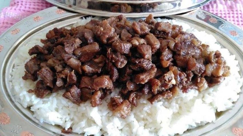 Lezzetli kurban eti pişirmenin püf noktaları