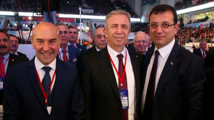 Erdoğan görüşmesi öncesi başkanlardan kritik toplantı