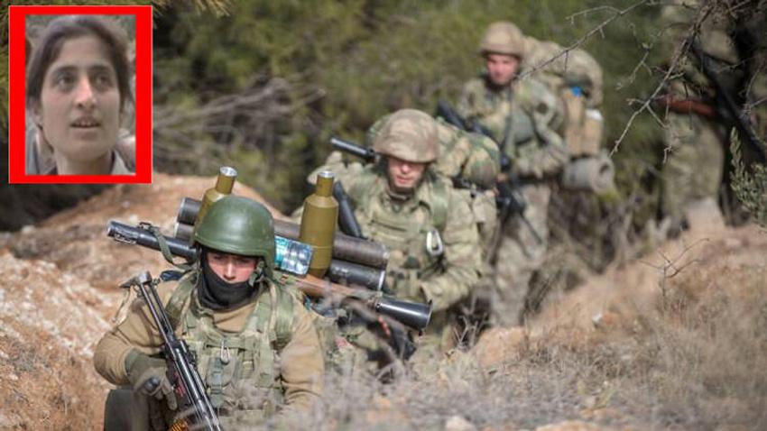 Kırmızı listedeki terörist MİT ve TSK'nın operasyonuyla öldürüldü