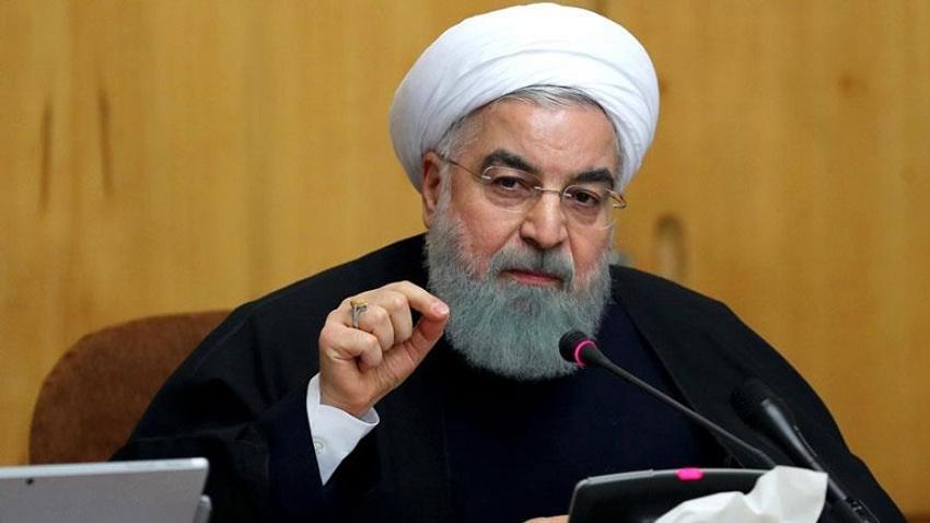 İran Cumhurbaşkanı: Savaş peşinde olanlar kaybedecek