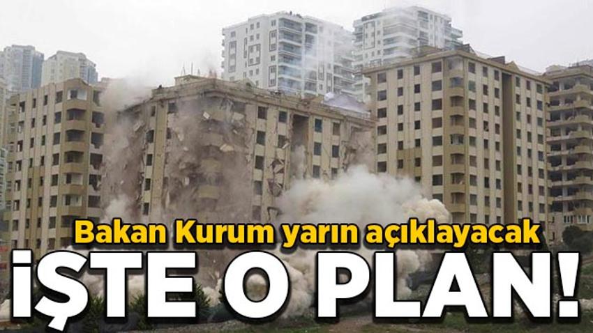 Bakan Kurum 5 yıllık eylem planını açıklayacak