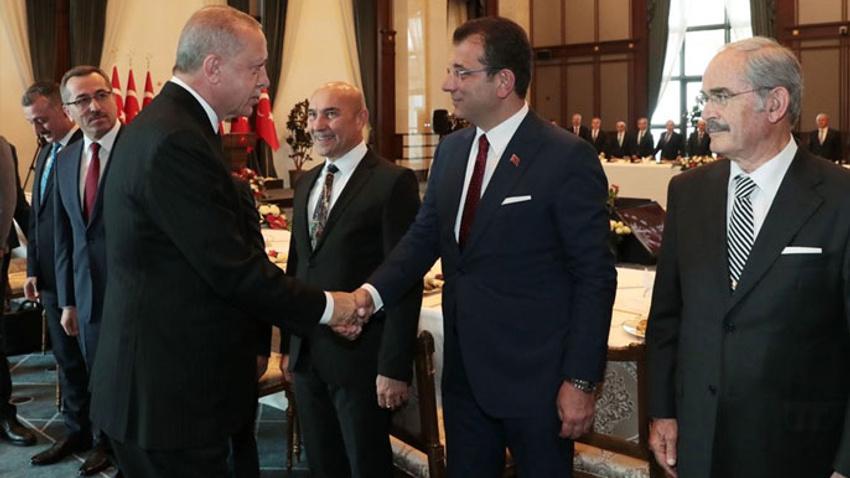 Erdoğan ile İmamoğlu arasında ilginç diyalog