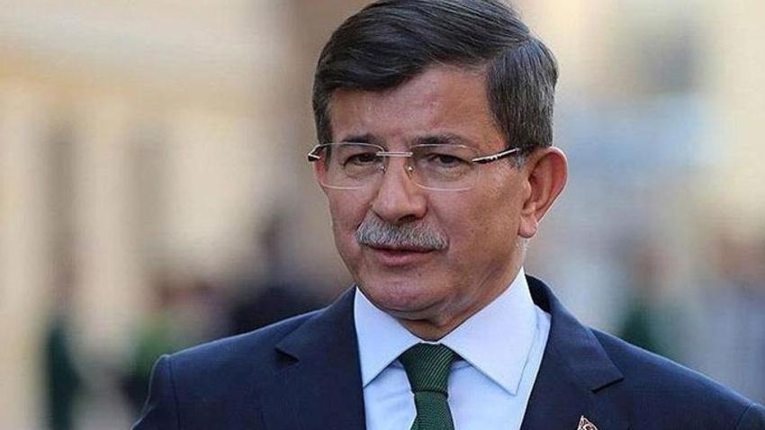 Ahmet Davutoğlu'ndan yeni hamle!
