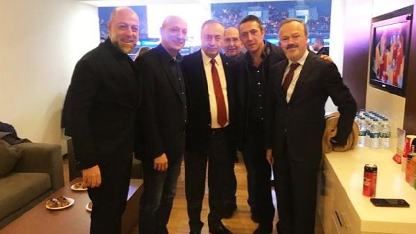 Galatasaray'dan Ali Koç için tarihi jest!