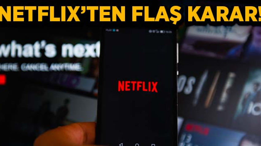 Netflix bazı yapımları artık tek seferde yayınlamayacak