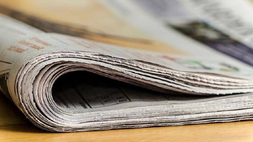 Star Gazetesi'nin içinden Akşam Gazetesi'nin sayfaları çıktı