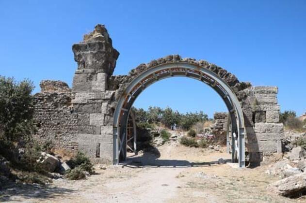 Alexandria Troas'taki 9'uncu dönem kazıları sürüyor. - Sayfa 1