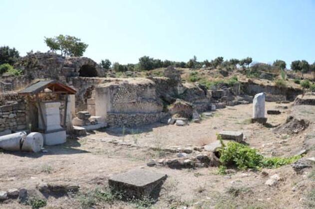 Alexandria Troas'taki 9'uncu dönem kazıları sürüyor. - Sayfa 3