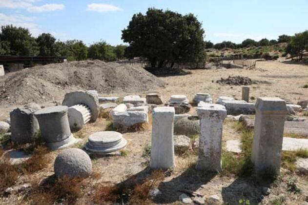 Alexandria Troas'taki 9'uncu dönem kazıları sürüyor. - Sayfa 4
