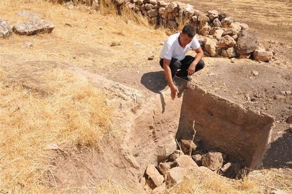 Kaçak kazıda 1500 yıllık mozaik bulundu - Sayfa 4