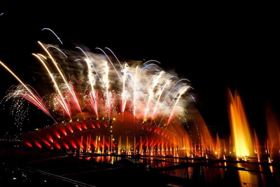 Moskova Işık Çemberi Festivali'ne görkemli açılış - Sayfa 2