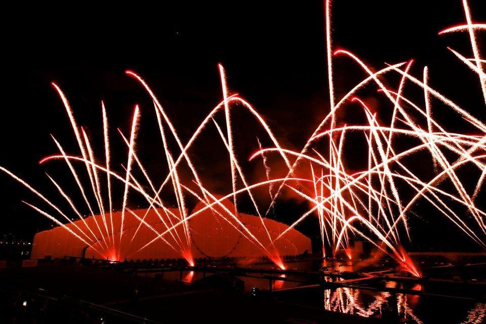Moskova Işık Çemberi Festivali'ne görkemli açılış - Sayfa 3