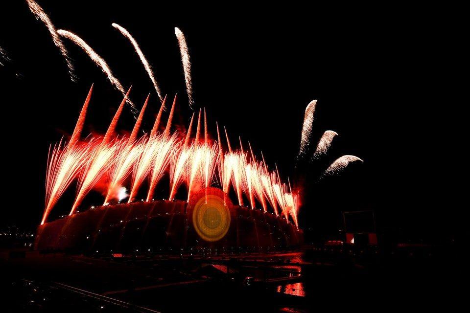 Moskova Işık Çemberi Festivali'ne görkemli açılış - Sayfa 4