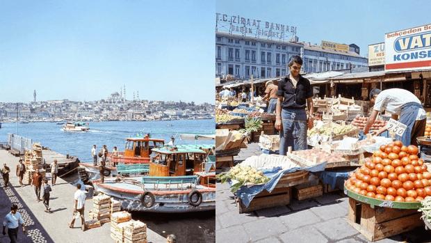 Turistin 1971'de çektiği  İstanbul fotoğrafları - Sayfa 1