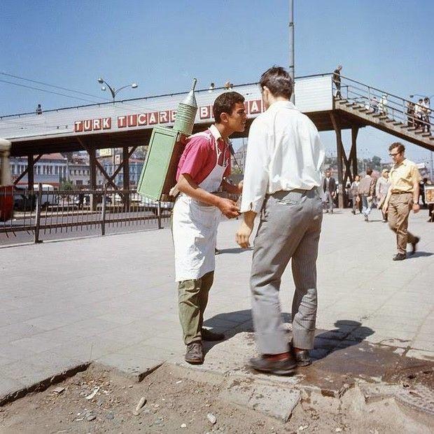 Turistin 1971'de çektiği  İstanbul fotoğrafları - Sayfa 2