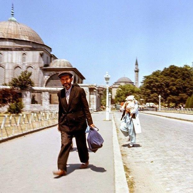 Turistin 1971'de çektiği  İstanbul fotoğrafları - Sayfa 3