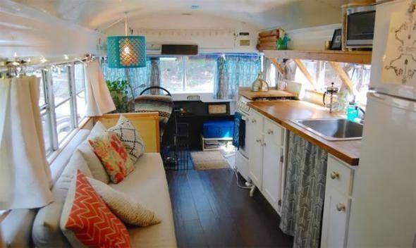 Ev sahibi kirayı yükseltince otobüse taşındı - Sayfa 4