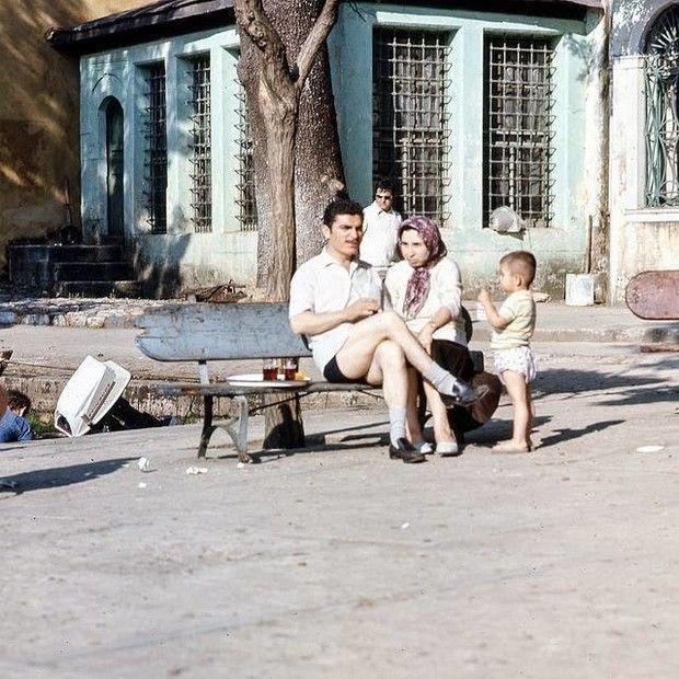 Turistin 1971'de çektiği  İstanbul fotoğrafları - Sayfa 4