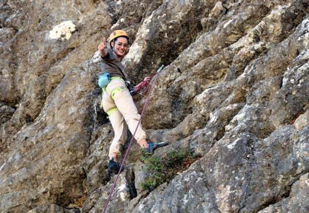 Hakkari dağlarında kaya tırmanışı - Sayfa 3