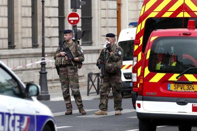 Paris Emniyet Müdürlüğü'nde bıçaklı saldırı: 4 polis öldü - Sayfa 1