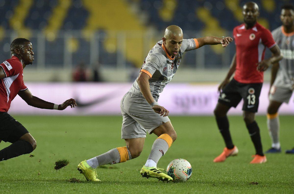 Galatasaray'da Feghouli krizi! Terim çok sinirlendi - Sayfa 2