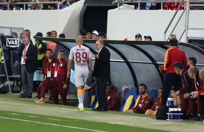 Galatasaray'da Feghouli krizi! Terim çok sinirlendi - Sayfa 4