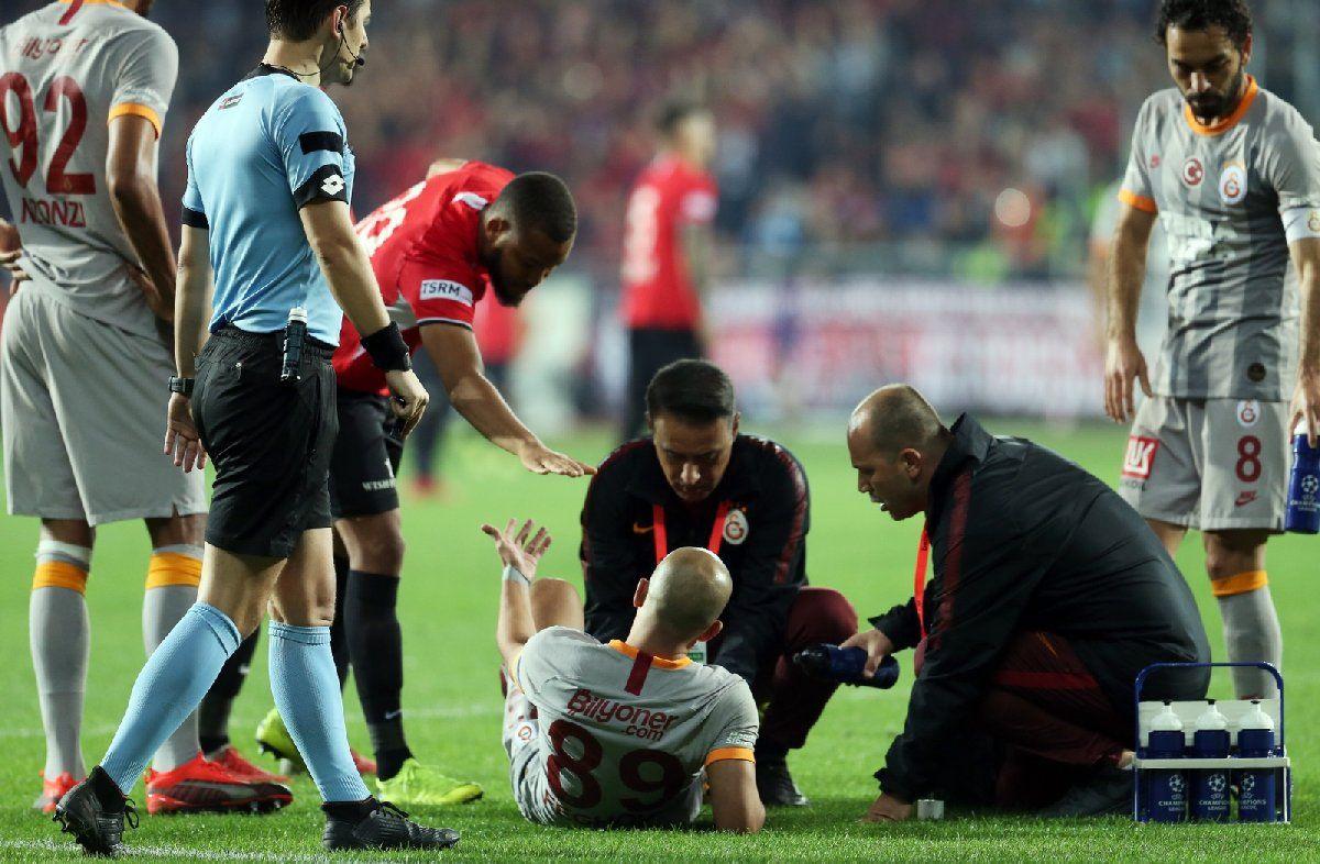 Galatasaray'da Feghouli krizi! Terim çok sinirlendi - Sayfa 3