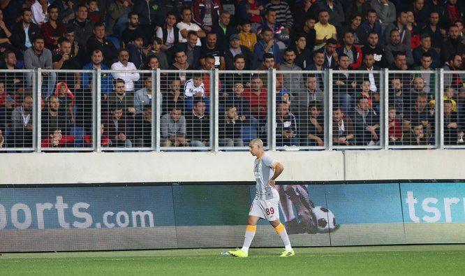 Galatasaray'da Feghouli krizi! Terim çok sinirlendi - Sayfa 1