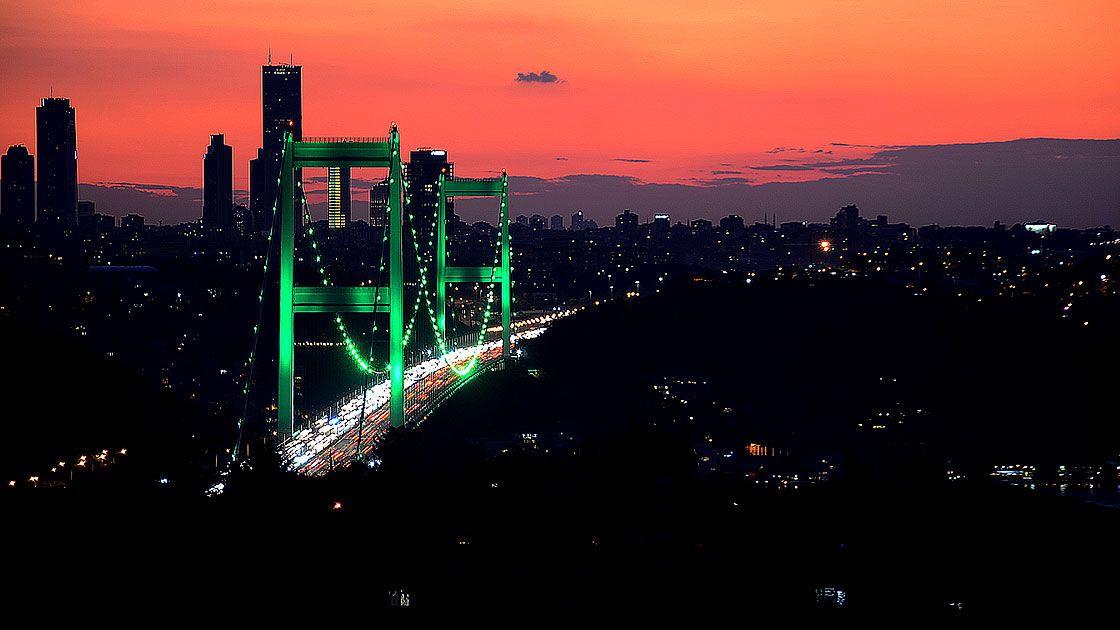 İstanbul yeşile büründü - Sayfa 2