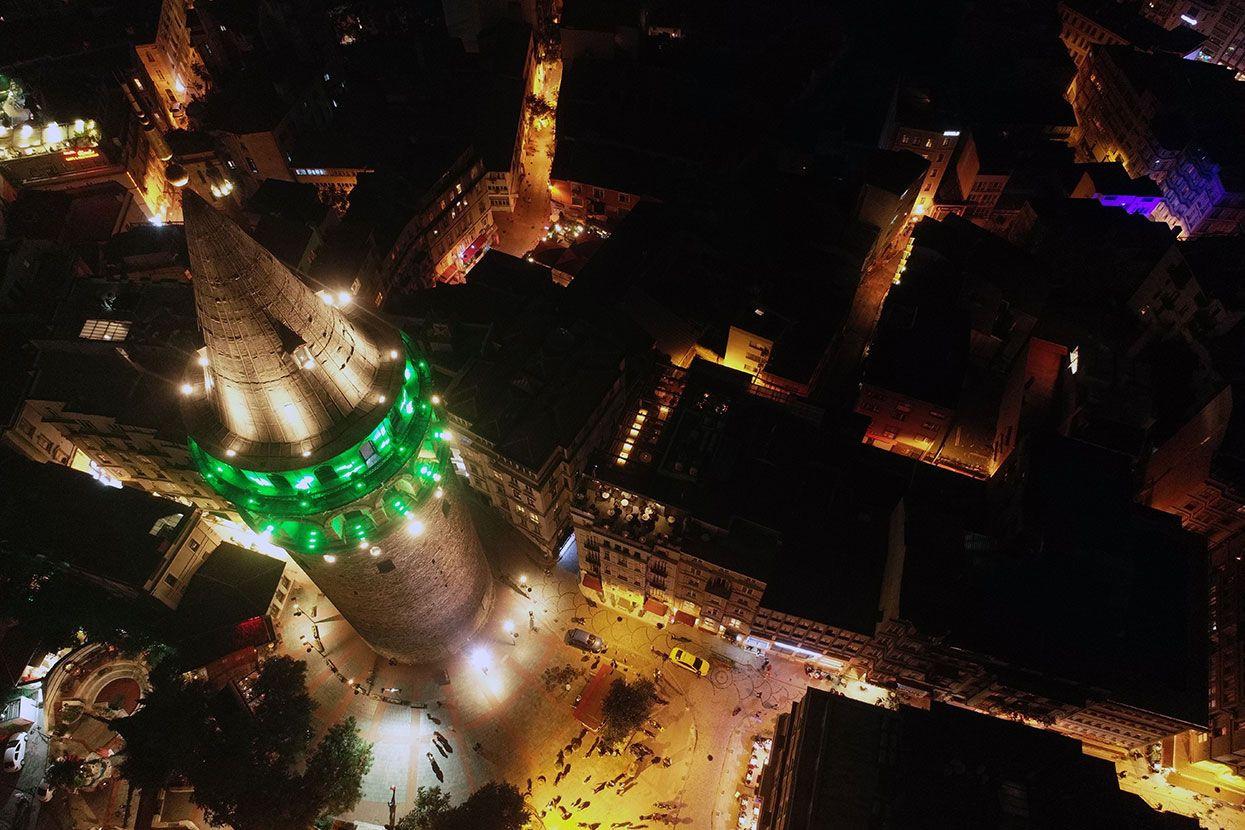 İstanbul yeşile büründü - Sayfa 3