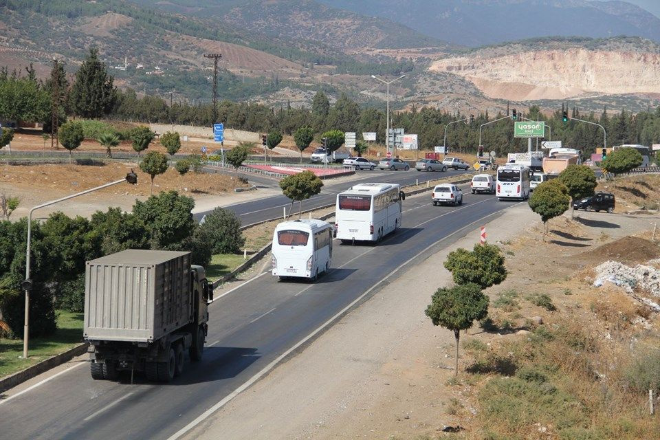 Suriye sınırına sevkiyat - Sayfa 2