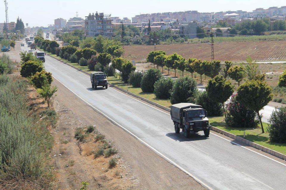 Suriye sınırına sevkiyat - Sayfa 4