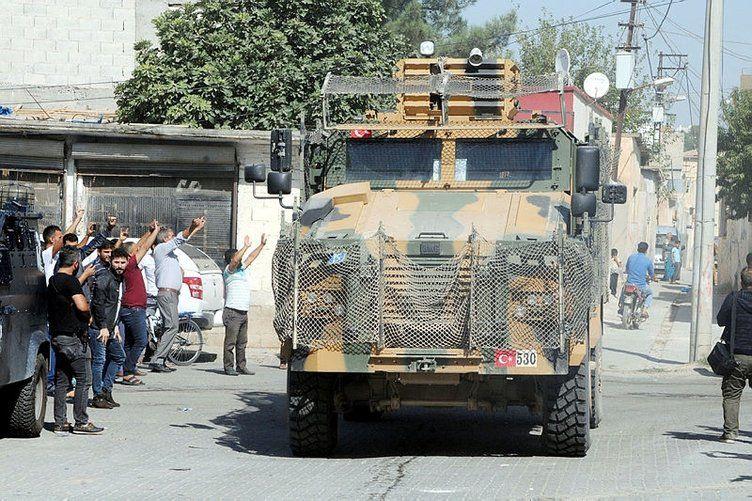 Barış Pınarı Harekatı'nda günden kalan kareler. - Sayfa 3