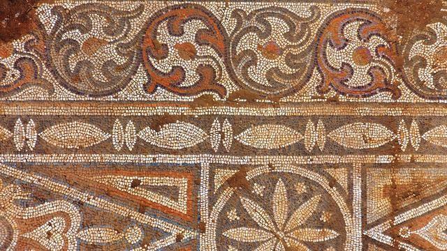 Kaçak kazıda bulunan mozaik gün yüzüne çıkarılıyor - Sayfa 3