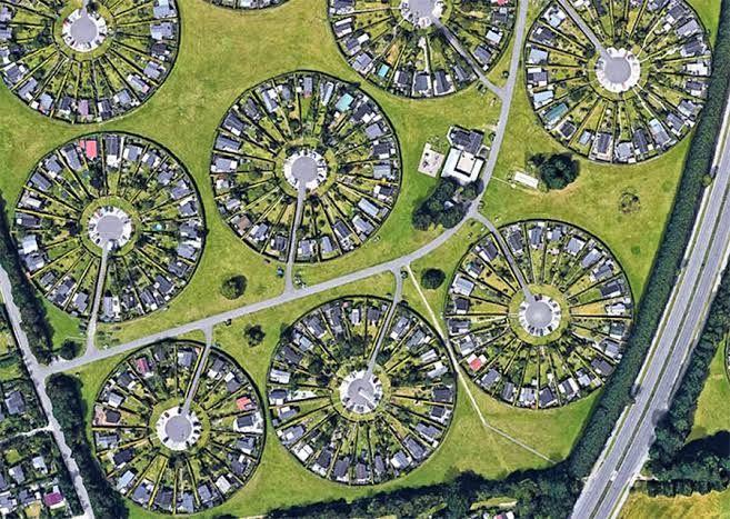Danimarka'daki Brøndby Köyü Bildiğimiz Tüm Mimari Tasarımları Unutun - Sayfa 3
