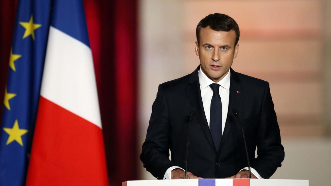 NATO krizi sonrası Macron'dan skandal Türkiye açıklaması