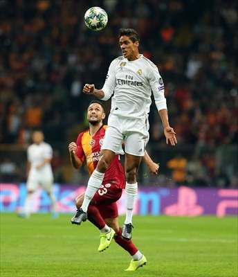 Galatasaray-Real Madrid maçından kareler - Sayfa 4