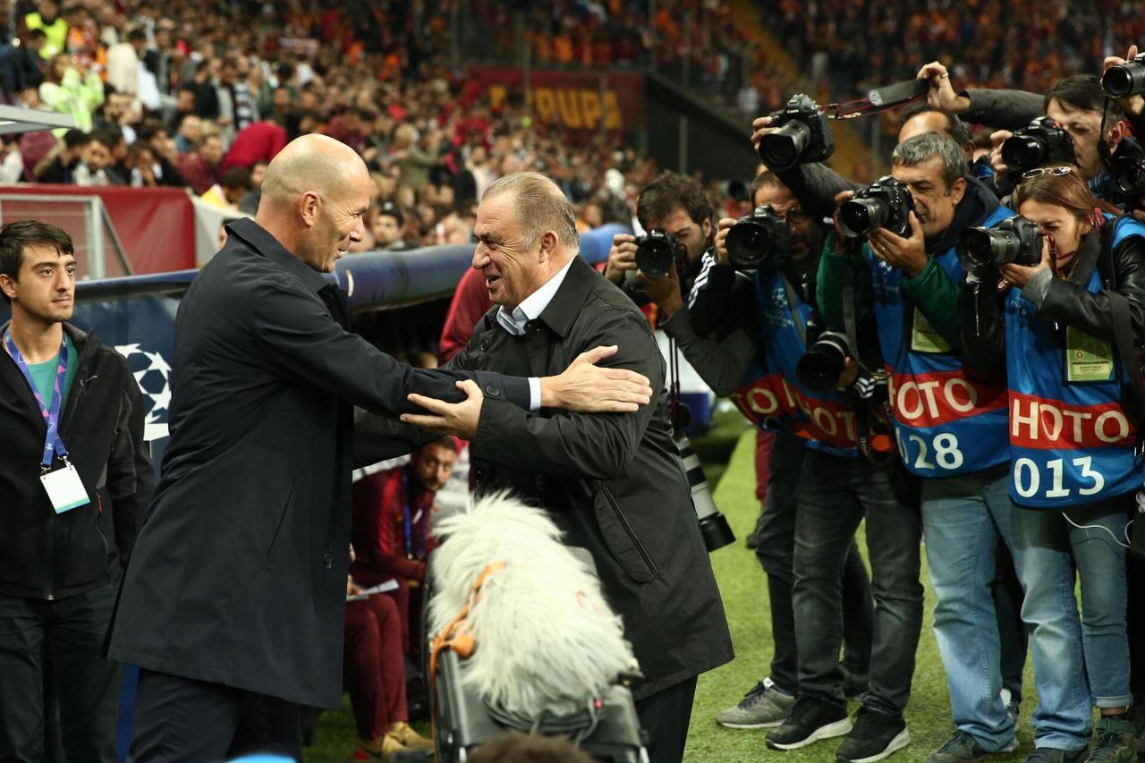 Galatasaray-Real Madrid maçından kareler - Sayfa 3