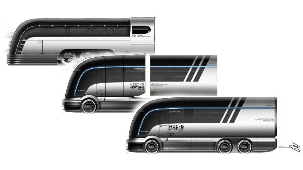Hyundai'den Tesla Semi'ye rakip: HDC-6 Neptune Concept - Sayfa 3