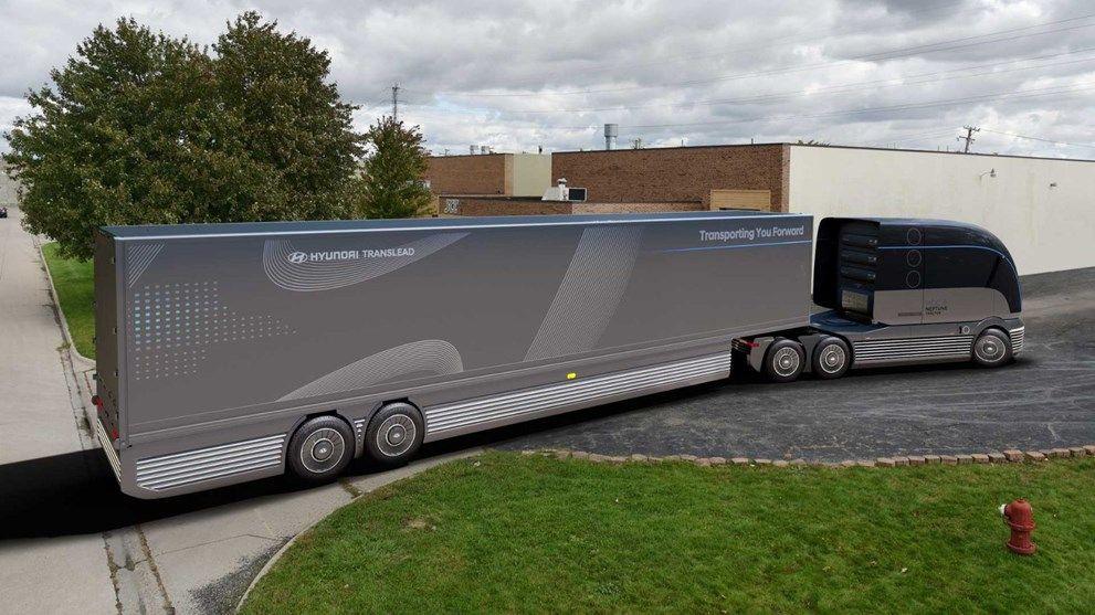 Hyundai'den Tesla Semi'ye rakip: HDC-6 Neptune Concept - Sayfa 4