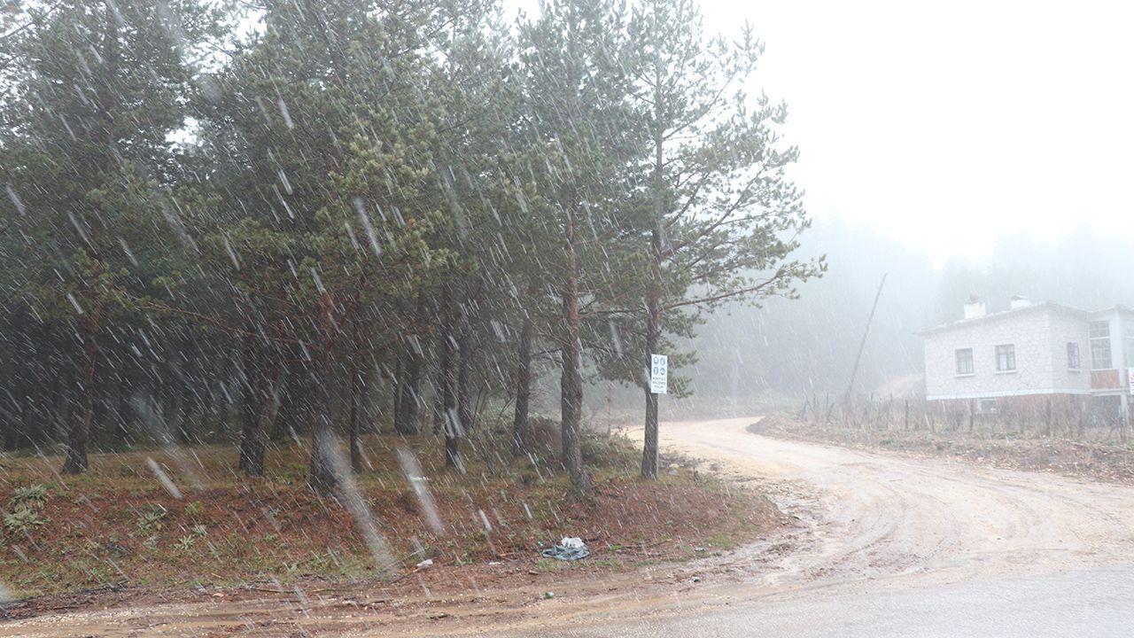 Kar yağışı erken başladı! Meteoroloji'den uyarılar üst üste geliyor - Sayfa 3