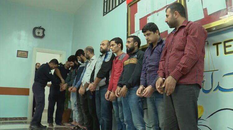 DHA, DEAŞ'lı teröristlerin yargılamalarını Afrin'de izledi - Sayfa 2