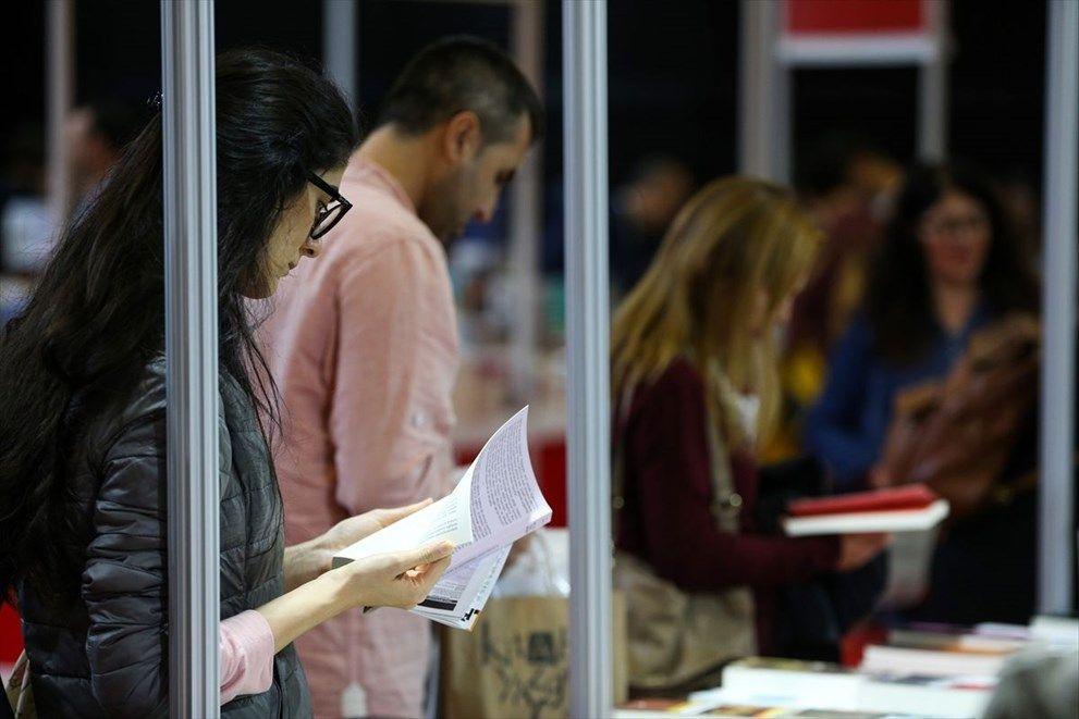 38. Uluslararası İstanbul Kitap Fuarı açıldı - Sayfa 1